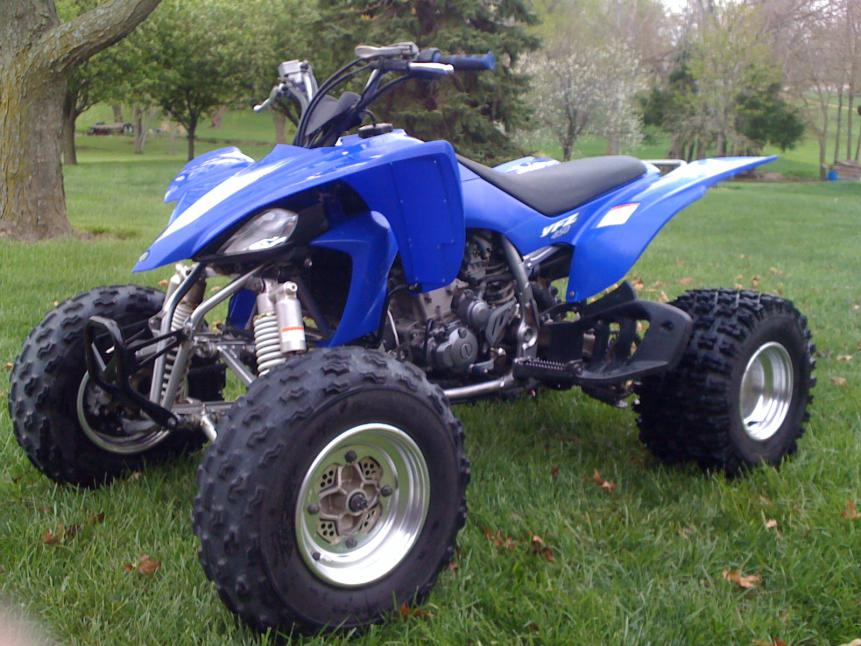 D Post Picture Your Yfz on Yfz Jetting