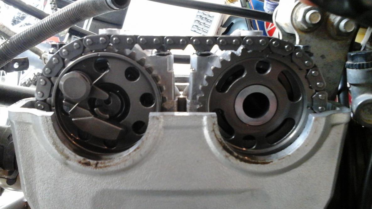Hard start after mods   need help thanks!! - Yamaha YFZ450 Forum