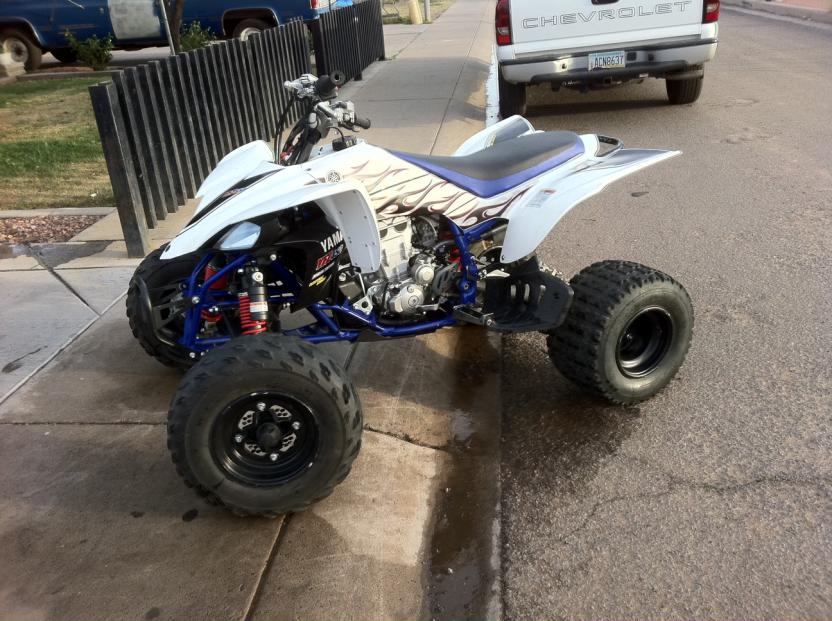 Click Image For Larger Version Name 2007 Yfz450 Se2 Views 15861 Size