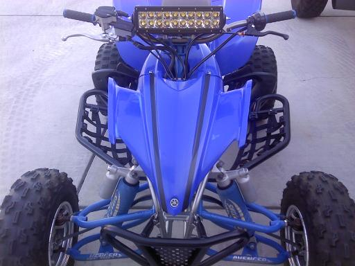 Rigid industries 10 led light bar yamaha yfz450 forum click image for larger version name 450g views 13931 size 348 mozeypictures Gallery