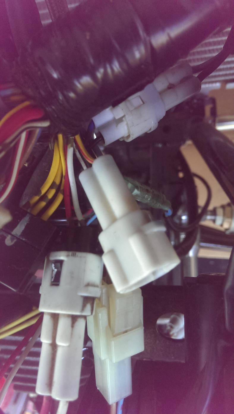 Wiring Help Yamaha Yfz450 Forum Yfz450r Yfz450x Forums Yfz 450 Harness Click Image For Larger Version Name Imag09781 Views 618