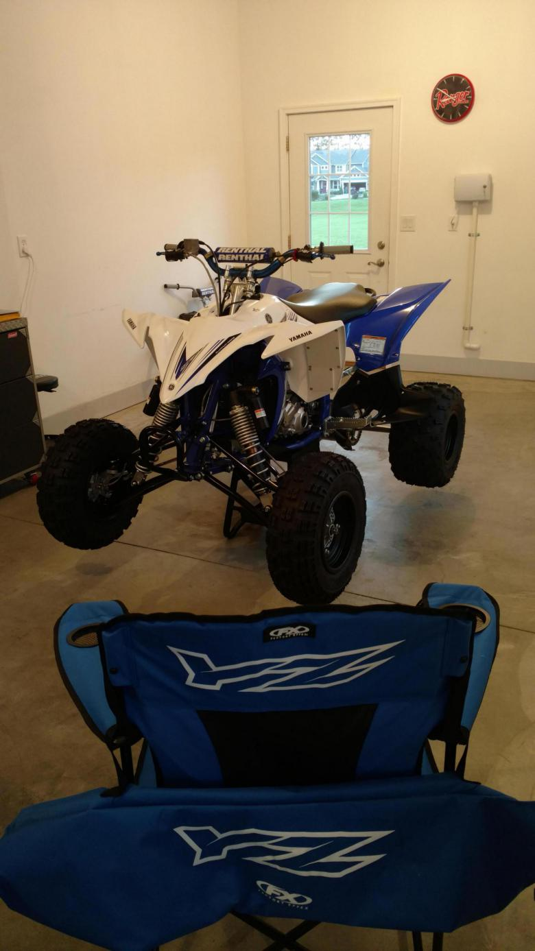 A Sad Day Yamaha YFZ450 Forum YFZ450 YFZ450R YFZ450X