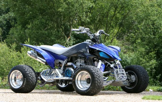 street legal 2009 yfz R1 - Yamaha YFZ450 Forum : YFZ450, YFZ450R ...