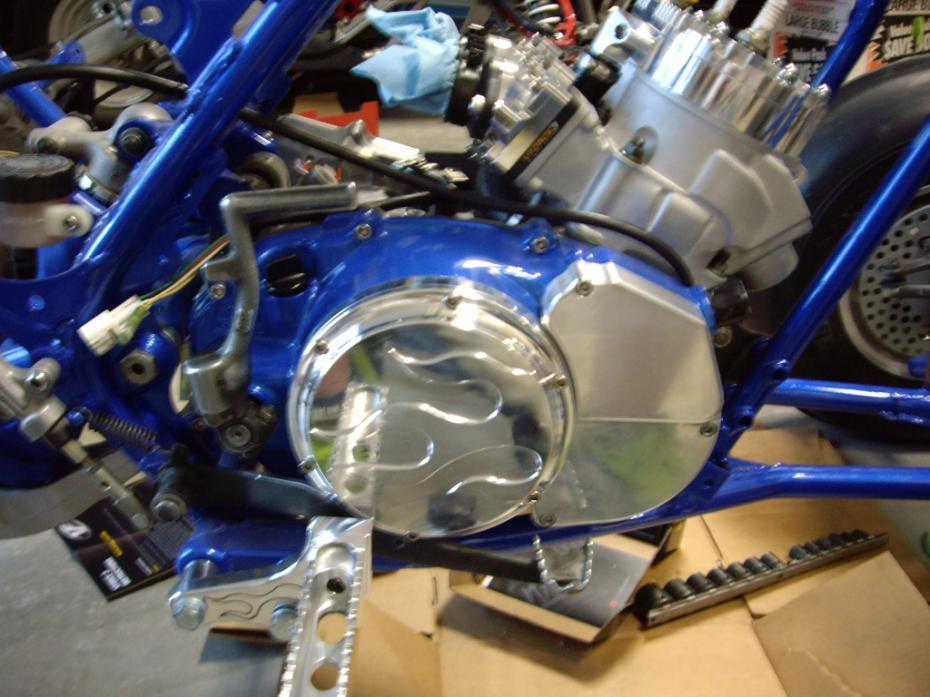 dads 4 mill banshee build - Yamaha YFZ450 Forum : YFZ450