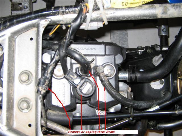 adjusting the valves yamaha yfz450 forum yfz450. Black Bedroom Furniture Sets. Home Design Ideas